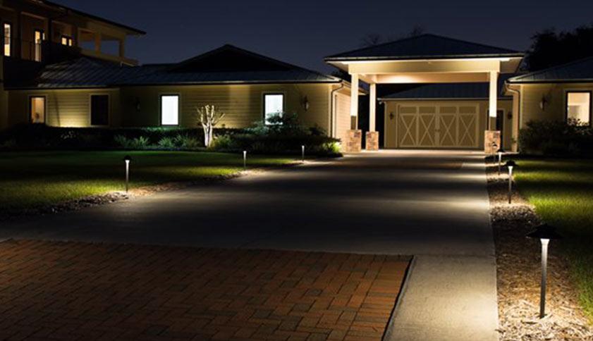 LED Path Light DYL-A045B-1
